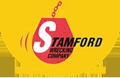 Stamford Wrecking Company Logo